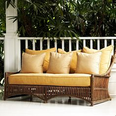 How-to refinish furniture | Transform a wicker chair or settee | AllYou.com