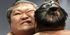 Le sumo, l'autre tradition du printemps japonais