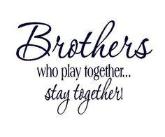 Definitely true with my older boys :)