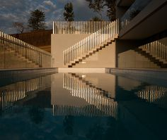 ian moore architects: boustred house #design #architecture #patio