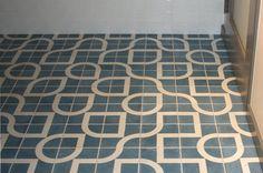 geometricks on floor random