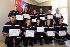 Nancy : ils viennent de faire leur service civique chez les pompiers   Département de Meurthe-et-Moselle   Scoop.it