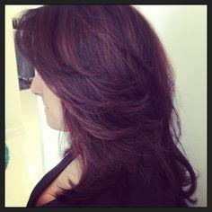 Chocolate browns.  Salon muse hair Gabrielletucci.com