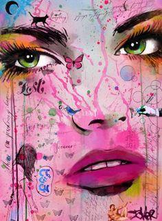 "Saatchi Art Artist Loui Jover; Drawing, ""never lost forever"" #art                                                                                                                                                                                 More"