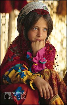 beautiful Iranian girl
