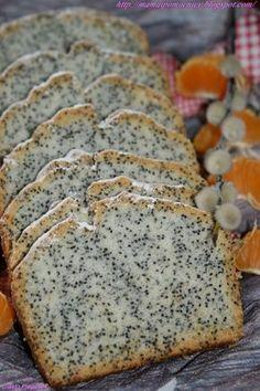 Poppy Seed Cake, Vegan Christmas, Sweets Cake, Magic Recipe, Polish Recipes, Pavlova, Homemade Cakes, Sweet Bread, Coffee Cake
