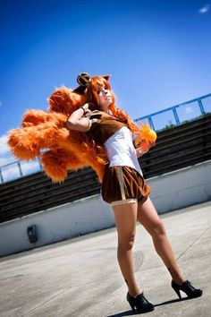 Awesome and creative cosplays of Pokemon. Found in anime geek conventionד worldwide. Avatar Cosplay, Epic Cosplay, Cosplay Diy, Cute Cosplay, Amazing Cosplay, Cosplay Outfits, Halloween Cosplay, Cosplay Girls, Cosplay Ideas