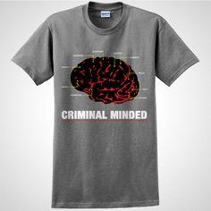 Criminal Minded by Alan J. Thatcher