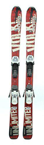 Used Volkl Unlimited Jr. Kids Snow Skis with Marker 4.5 B... https://www.amazon.com/dp/B01KYHKS8M/ref=cm_sw_r_pi_dp_x_TevCybTC17WF6