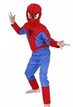 Costume di Spider-Man per bambini