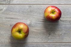 Lerares gebruikt appels om de impact van pesten uit te leggen