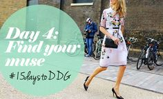 #15daystoDDG : Find your muse with our Style Stalker quiz (day 4) | hot topics feature fashion daily  pictures