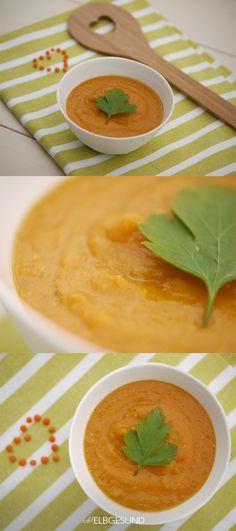Ratz-Fatz-Linsen-Kokos-Tomaten-Suppe … wenn ihr nicht sicher seid, ob das Essen reicht!