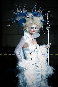 Fantasy Hair  | Fantasy Hair Competition - April 12/09 | Flickr - Photo Sharing!