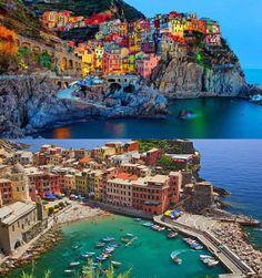Cinque Terre, Italy Vacation Destinations, Dream Vacations, Khao Lak Beach, Places To Travel, Places To Visit, Lamai Beach, Cinque Terre Italy, Koh Chang, Bosnia