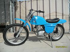 1972 RICKMAN/ HONDA SL-125