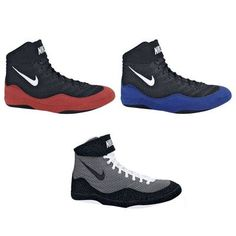 on sale 05ff1 4aaeb Anyone of these NIKE INFLICT Wrestling Shoes - size 7.5 or 8