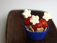 4th of July Dishes Kids Can Help Make