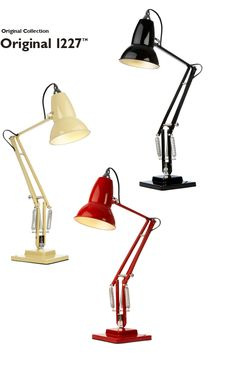 About ANGLEPOISE® - PRODUCTS