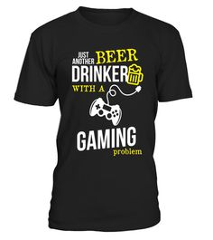 """# Beer Drinker With A Gaming Problem Shirt Video Game Gift .  Special Offer, not available in shops      Comes in a variety of styles and colours      Buy yours now before it is too late!      Secured payment via Visa / Mastercard / Amex / PayPal      How to place an order            Choose the model from the drop-down menu      Click on """"Buy it now""""      Choose the size and the quantity      Add your delivery address and bank details      And that's it!      Tags: Just another beer drinker…"""