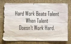 why hard work beats #talent & #recruiting to WIN - take a look @ this great piece! http://www.entrehub.org/#!Hard-Work-Beats-Talent-Recruiting-to-Win/c1fdu/DD4E4FE4-8552-4930-A2D2-790938532659 … … #startups