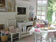 #miniature #cottage #kitchens 18..33 qw