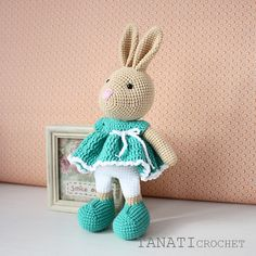Soon, you can crochet such a bunny yourself. In the meantime, you can buy it. Write to me, and I seem to do it. Bunny sold $42 including shipping. #amigurumi #crochet #crocheted #crocheting #crochetlove #crochetaddict #crochetersofinstagram #toy #toys #handmade #handmadebyme #handmadewithlove #yarn #амигуруми #вязание #cute #adorable #örgü #ganchillo #あみぐるみ #かぎ針編み #virka #crochetdoll #amigurumipattern #etsy #etsyAU #photo #photoframe #freecrochetpattern #eastercrochet