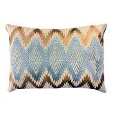 Cloud9 Design Costa Decorative Pillow, 14 by 20 inches, Mix