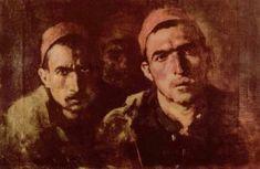 Nicolae Grigorescu – Prizonieri turci Human Pictures, Mai, Places To Visit, Drawings, Modern, Trendy Tree, Sketches, Drawing, Portrait