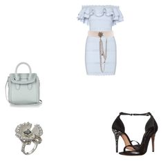 Untitled #436 by rp-closet on Polyvore featuring Alexander McQueen