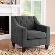 Felton Tufted Chair - Threshold™ : Target