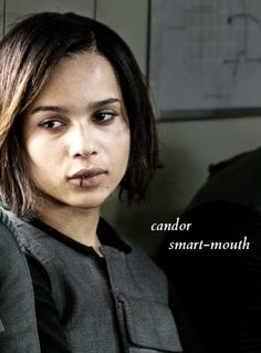 Candor Smart-mouth ~Divergent~ ~Insurgent~ ~Allegiant~
