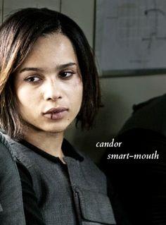 Candor Smart-mouth ~Divergent~ ~Insurgent~ ~Allegiant~