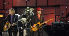 Prince, Tom Petty, Steve Winwood, Jeff Lynne and others performed 'My Guitar Gently Weeps' at the 2004 Rock Hall of Fame induction ceremony.