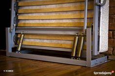 Folding Furniture, Folding Beds, Upholstered Furniture, Cool Furniture, Murphy Bed Frame, Murphy Bed Desk, Bed Steps, Stage Set Design, Diy Home Repair