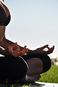 . Do this short yoga routine anytime to refocus and tone your body. Original music, shot in New Port Beach