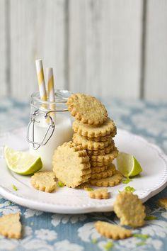 Lime, cornflour cookie | Flickr: Intercambio de fotos