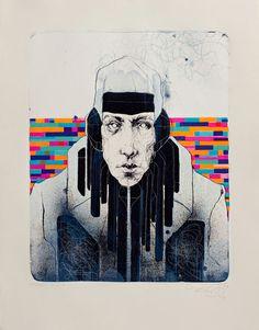 Memory Man by Danish Artist Kasper Eistrup