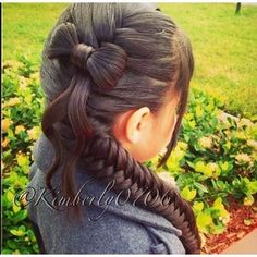 Kids hair style Little Girl Hairstyles