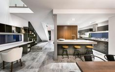 Tribeca Display Home Kitchen Study