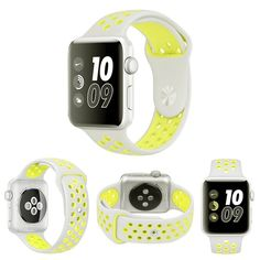 Soft Silicone Replacement Wristband Sport Strap iWatch Band Watch 38mm New | Jewelry & Watches, Watches, Parts & Accessories, Wristwatch Bands | eBay!