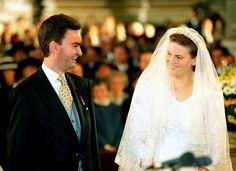 H.I.R.H. Archduke Georg of Austria and H.H. Duchess Eilika of Oldenburg