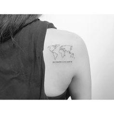 . . guest from Hongkong. HongKong latitude longitude. . #tattoo #tattoos #art…                                                                                                                                                                                 Mehr