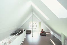 Dachgeschoss mit offener Galerie