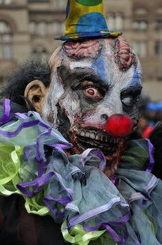 Canada (Toronto) - Zombie Clown