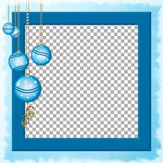 "Layout QP 14E.....Quick Page, Blue, Digital Scrapbooking, Christmas Time Collection, 12"" x 12"", 300 dpi, PNG File Format"