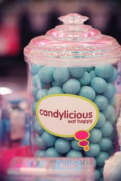 "Honestly, I just saw ""candylicious"" and had to repin. Don't judge me."