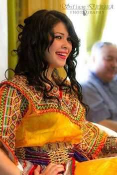 Le robe kabyle 2017