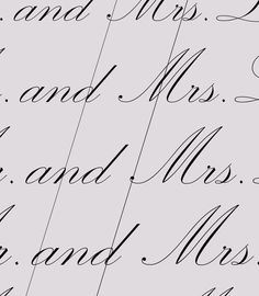 Wedding #Typography: Working with Scripts. #design