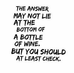 Wine.. Bottled poetry